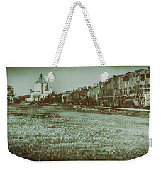 Stratford Train Yard, 2016 Weekender Tote Bag