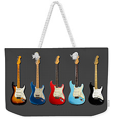 Stratocaster Weekender Tote Bag