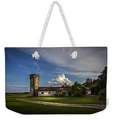 Strawberry County Weekender Tote Bag by Marvin Spates