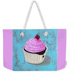 Strawberry Delight Weekender Tote Bag