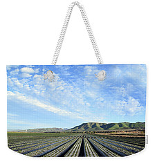 Weekender Tote Bag featuring the photograph Strawberry Fields Forever 2 by Floyd Snyder