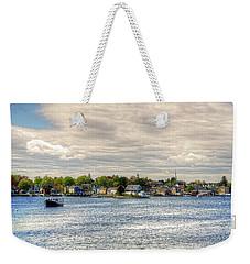 Strawbery Banke Weekender Tote Bag