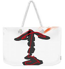Streak Weekender Tote Bag