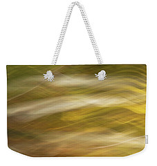 Streaks Of Color H Weekender Tote Bag