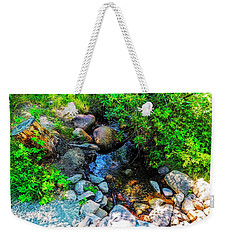Stream From Down Under Weekender Tote Bag