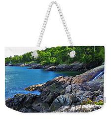Stream To Sea Weekender Tote Bag