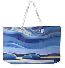 Streaming Light II Weekender Tote Bag
