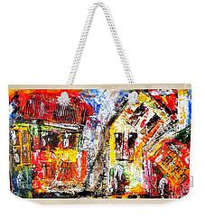 Street 3970 Weekender Tote Bag
