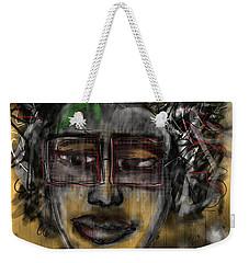Street Artist  Weekender Tote Bag