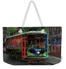 Street Car 905 Weekender Tote Bag