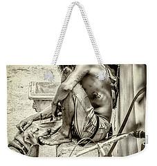 Street Life II Weekender Tote Bag