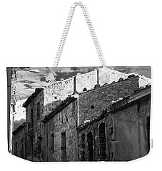 Street Little Town Weekender Tote Bag