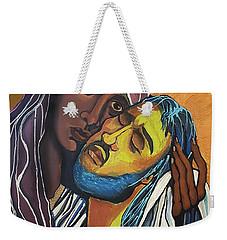 Street Madonna Weekender Tote Bag