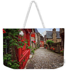 Street Of Dinan 2 Weekender Tote Bag