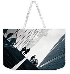 Street Photography Tokyo Weekender Tote Bag