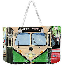 Streetcar Not Named Desire Weekender Tote Bag
