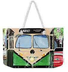 Streetcar Not Named Desire Weekender Tote Bag by Tom Riggs
