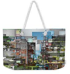 Streetscape 3 Weekender Tote Bag by David Hansen