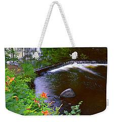 St.regis River Weekender Tote Bag