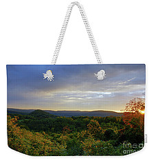 Strength Of The Day Weekender Tote Bag