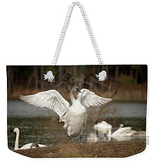 Stretch Your Wings Weekender Tote Bag