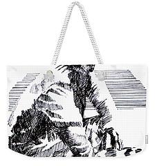 Striking It Rich Weekender Tote Bag