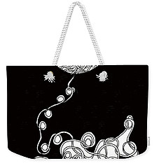 String Energy 1 Weekender Tote Bag