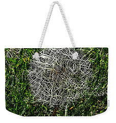 String Theory Dandelion Weekender Tote Bag