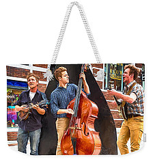 String Trio Weekender Tote Bag