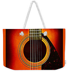 Strings  Weekender Tote Bag
