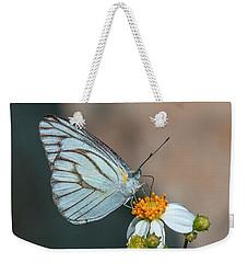 Striped Albatross Butterfly Dthn0209 Weekender Tote Bag