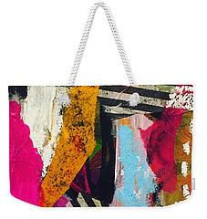 Stripes #1 Weekender Tote Bag