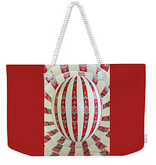 Stripes2 Weekender Tote Bag