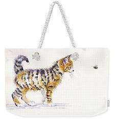 Stripey Creatures Weekender Tote Bag