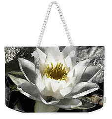 Strokes Of The Lily Weekender Tote Bag
