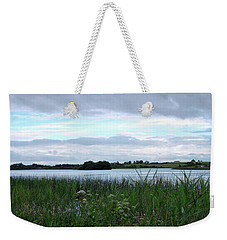 Strolling By The Lake Weekender Tote Bag by Terence Davis