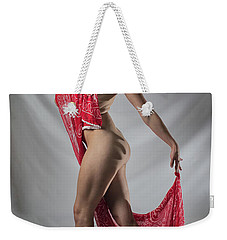 Strong Sexy Cowgirl Weekender Tote Bag