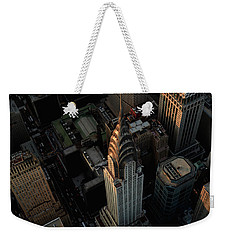 Structure  Weekender Tote Bag by Anthony Fields