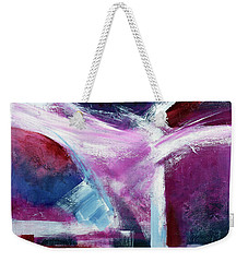 Structure No 5 Weekender Tote Bag