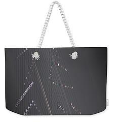Strung Art Weekender Tote Bag
