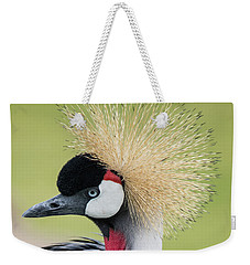 Strutting My Stuff Weekender Tote Bag