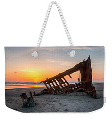 Stuck In The Sand Weekender Tote Bag
