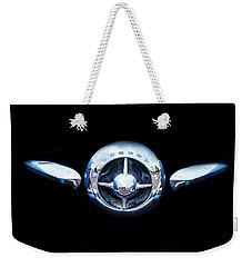 Studebaker In Black Weekender Tote Bag