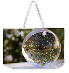 Studies In Glass ...springtime Weekender Tote Bag by Lynn England
