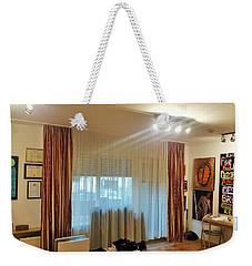 Studio Main View  Weekender Tote Bag