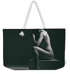 Studio Nude Seated Weekender Tote Bag