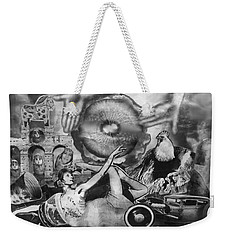 Study For The Accident Weekender Tote Bag