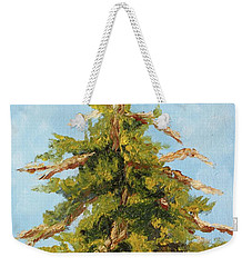Study Of A Tree Weekender Tote Bag