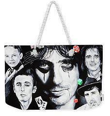 Study Of Alice Weekender Tote Bag