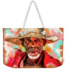 Study Of An Old Man Weekender Tote Bag